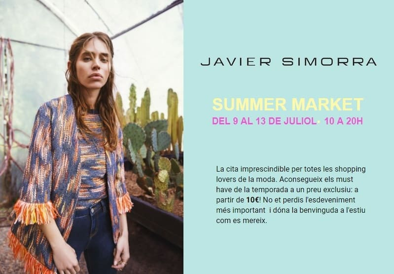 Summer Market Javier Simorra Sant Quirze del Vallès - NOB 333 - Julio 2019