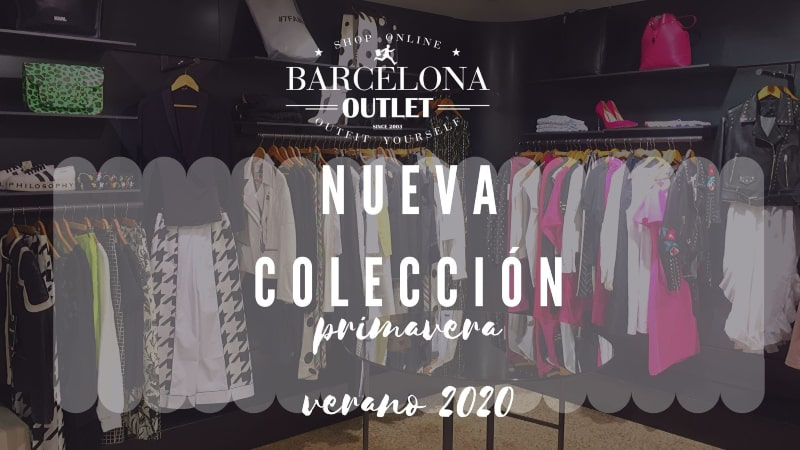 Barcelona Outlet Poblenou - Anuncio Primavera - Verano - NOB Febrero 2020