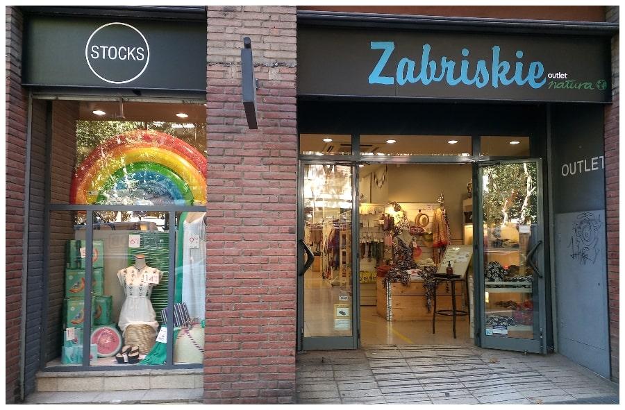 Zabriskie Stocks outlet Natura Barcelona - Noticias Julio 2021Zabriskie Stocks outlet Natura Barcelona 1 - Noticias Julio 2021